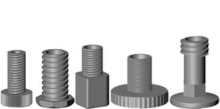 Adjustment screws