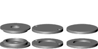 Anti glisse plaques