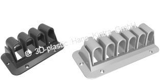 Kabelmanagement und Elektrozubehör Kabelklemmen,aus Kunststoff